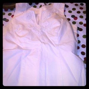Lilly Pulitzer sleeveless shirt